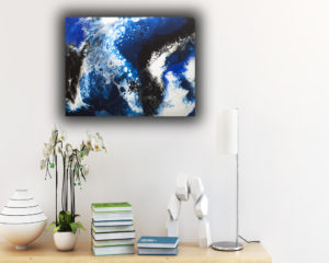 resin artwork, resin painting, resin beach, art resin, beachscape, resin oceanscape