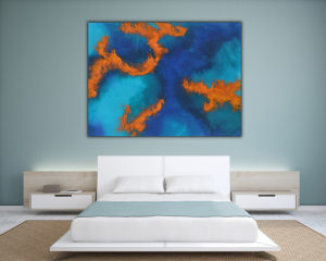 Resin beach art, resin art, resin beach, resin beach painting, resin beach artwork, resin wall art, wall art